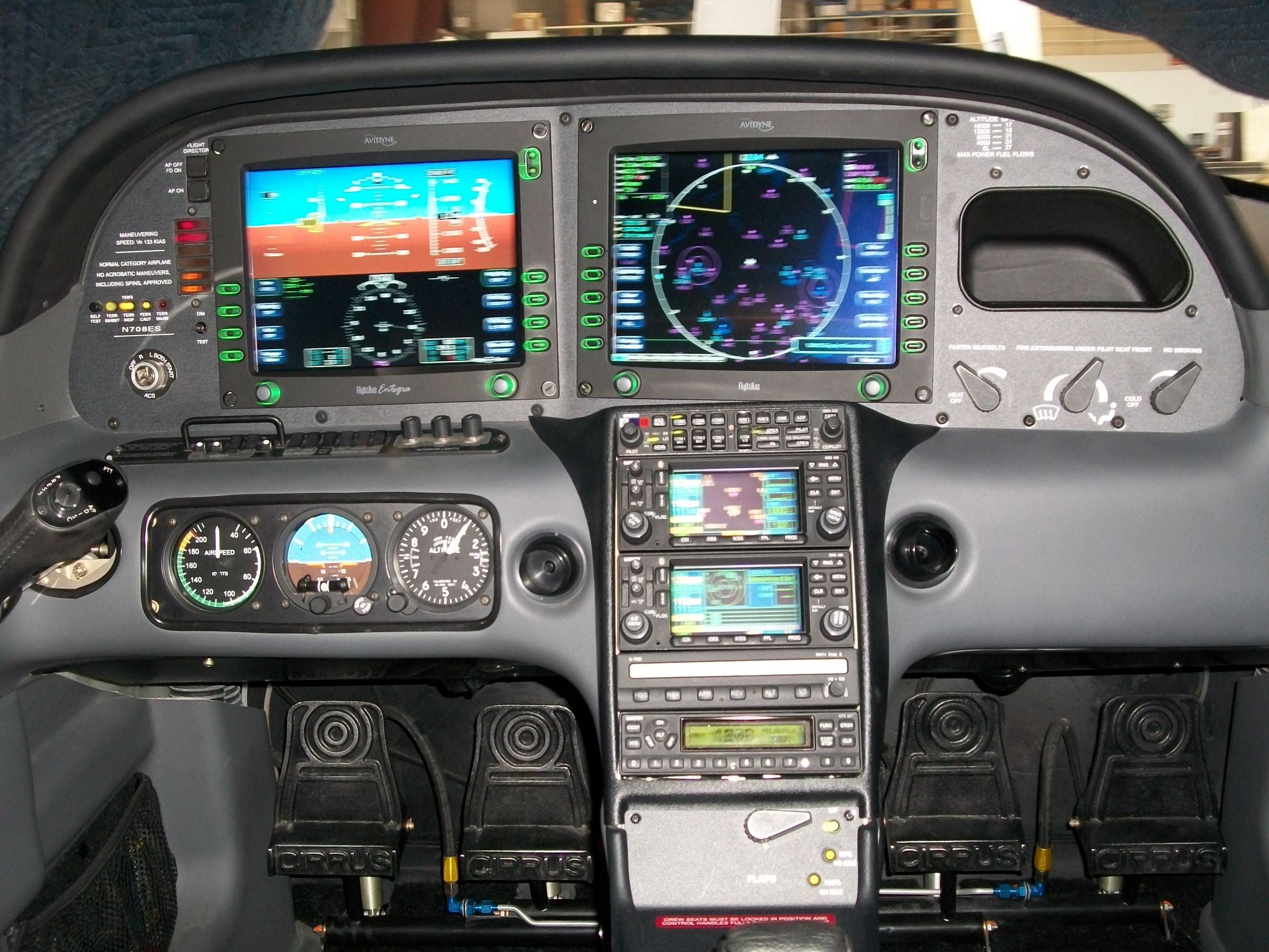 cirrus sr22 n708es wisconsin aviation