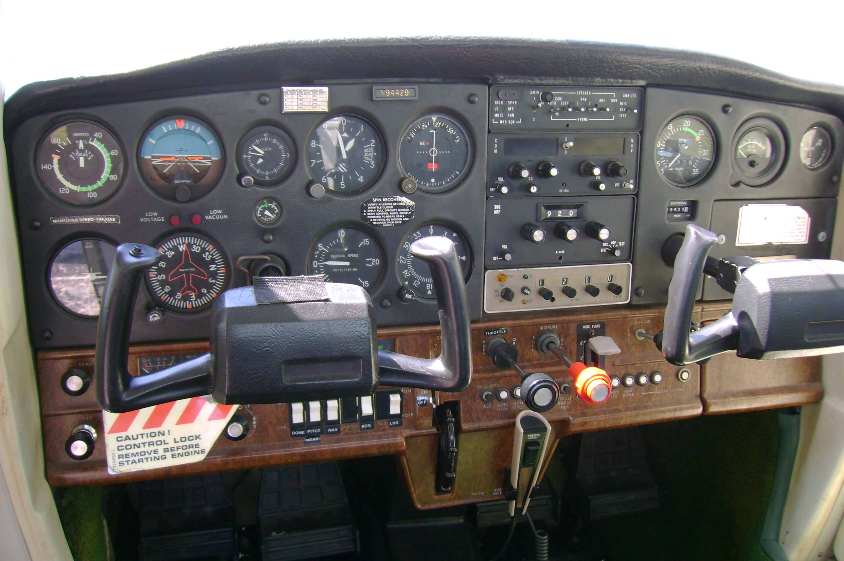 how to fly a cessna 152