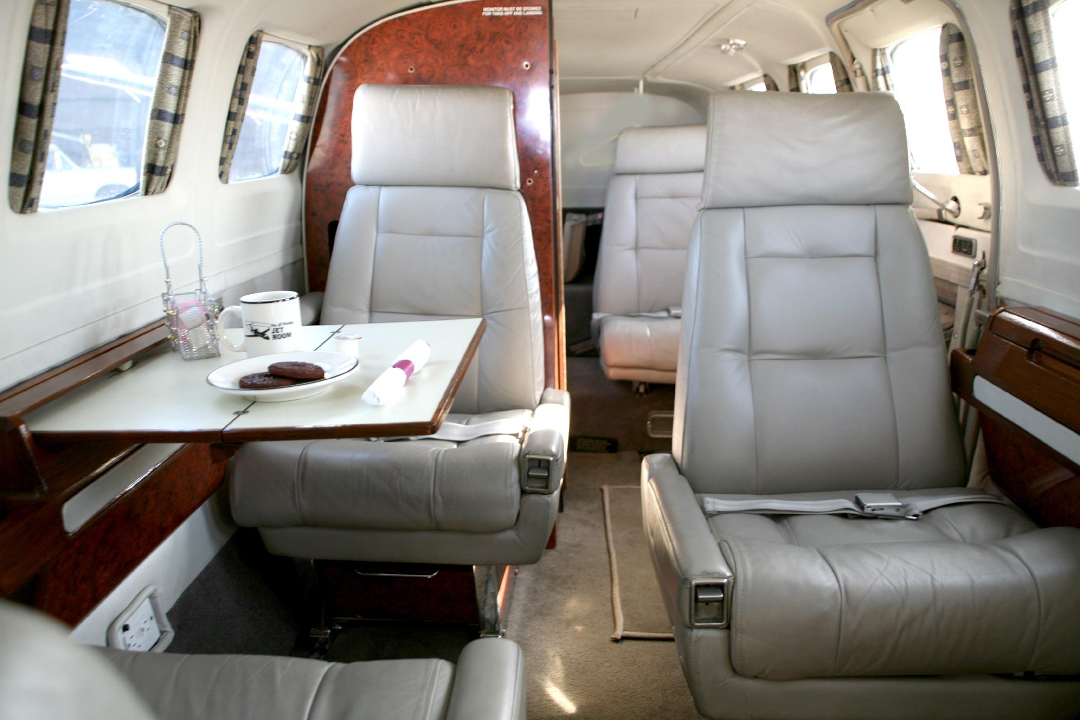 Cessna Conquest II - N2725N | Wisconsin Aviation