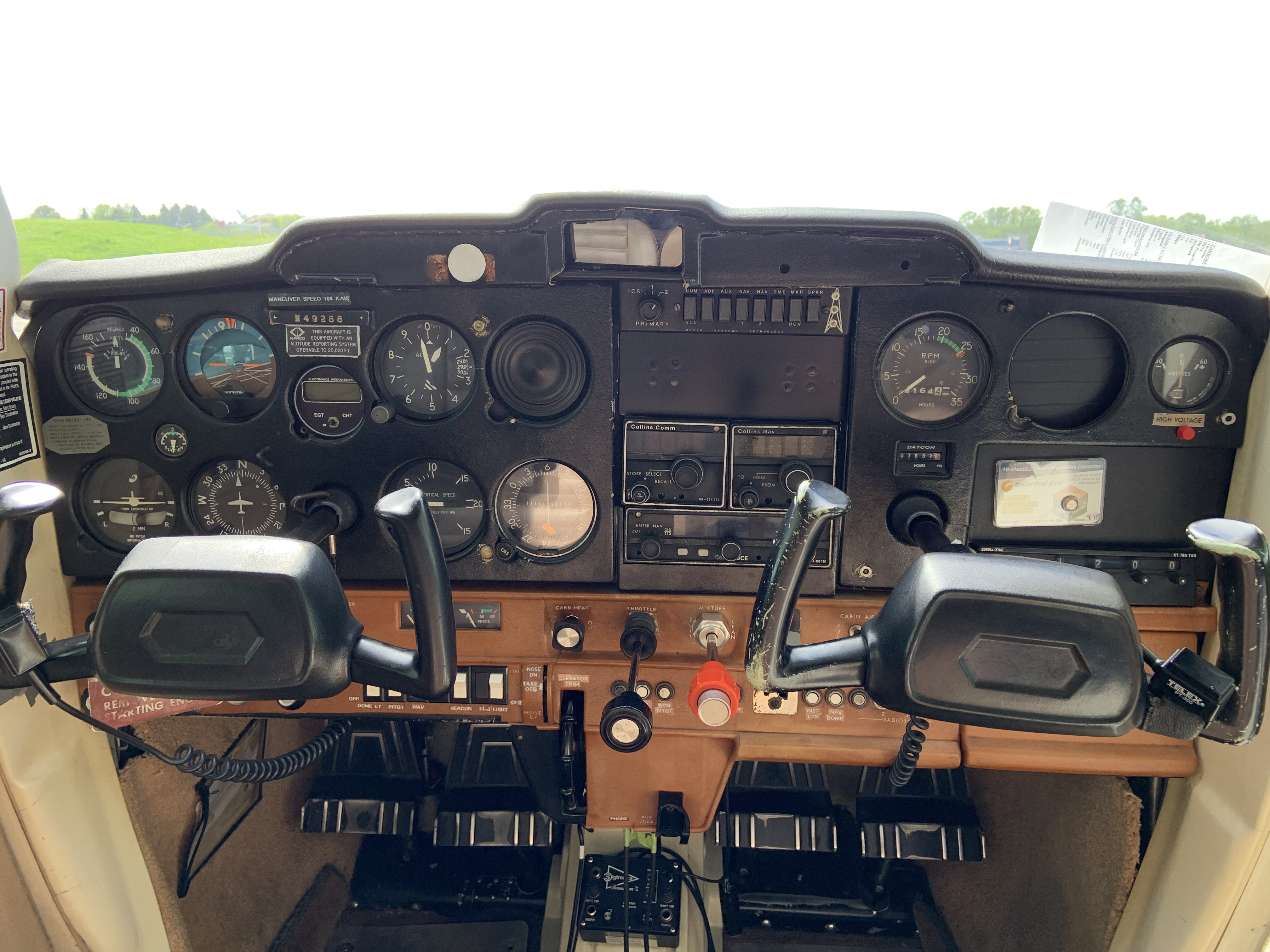 Cessna 152 N49288 | Wisconsin Aviation