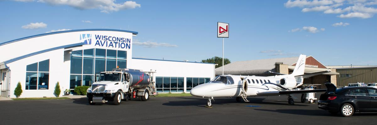 DCA Gateway FBO | Wisconsin Aviation